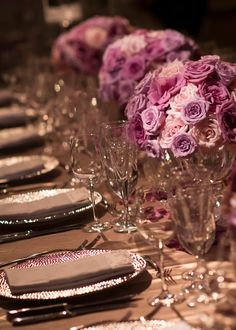 wedding centerpiece idea; Planning: A . Dominick Events; photo: Freed Photography
