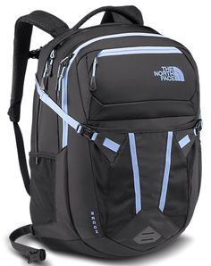 The North Face Womens Recon Backpack Blackberry Wine / Ch. The North Face, North Face Women, North Faces, Backpacking Gear, Hiking Gear, Cute Backpacks, School Backpacks, North Face Rucksack, Hard Wear