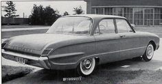 Falcon Based Edsel Prototype by glen.h, via Flickr