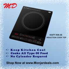 #Kaff #kin 36 #induction #cooktop is the #top #kitchen #appliances #product. you can #buy #Online #shopping on #Monjar #Deal a #complete #Online #store in #delhi #india.