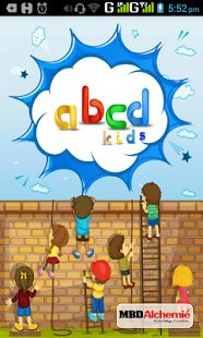 ABCD Kids App by MBD Alchemie