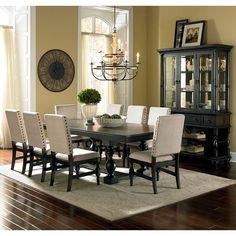 Leona Dining Room Set Steve Silver Furniture | Furniture Cart