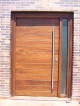 1000 images about puertas on pinterest modern entrance - Puertas para casa exterior ...