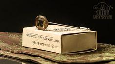Items similar to Steampunk tie pin TELESCOPE elegant and cassic on Etsy Handmade Jewelry, Unique Jewelry, Handmade Gifts, Steampunk, Tie Pin, Elegant, Telescope, Cufflinks, Etsy
