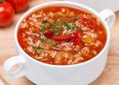 The best 25 Paleo lasagna recipes on the net. Best Paleo Recipes, Soup Recipes, Paleo Coffee Cake, Coconut Butter Recipes, Paleo Lasagna, Healthy Soup Vegetarian, Easy Marinara Sauce, Tomato Rice, Tomato Soup