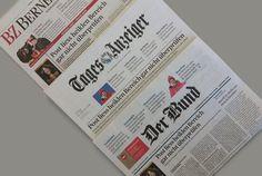 Noch befindet sich der Grossumbau der Tamedia-Zeitungen in vollem Gange. Doch die Folgen davon sind schon jetzt sichtbar: Es gibt mehr vom Gleichen in allen Blättern. Was aber nicht heisst, dass die einzelne Leserin eine schlechtere Zeitung erhält. Es ist kein schöner Anblick. Doch das Bild scheint nur zu bestätigen, wovor manche gewarnt haben: Die grosse Redaktionsfusion aller Tamedia-Tageszeitungen schadet der Medienvielfalt. Und tatsächlich: Inzwischen kann es vorkommen, dass «Berner… Event Ticket, Daily Papers, Psychics, Nice Asses