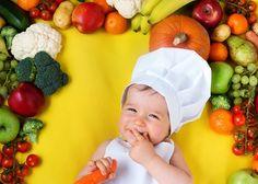 Χορτοφαγία και παιδί:σύντομος οδηγός για ισορροπημένη διατροφή