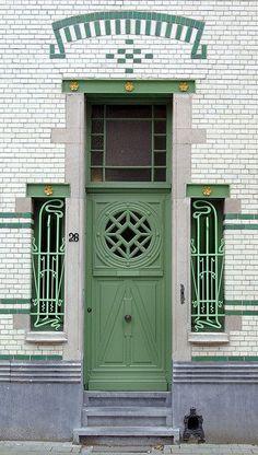 Door #28 in Antwerp Belgium~