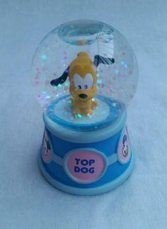Disney Cuties Snowglobes (Mickey Mouse, Mini Mouse, Pooh, Pluto) | eBay