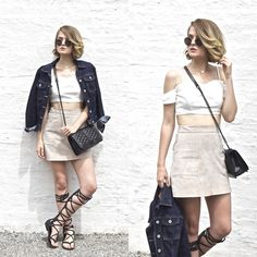 More looks by Laura P: http://lb.nu/skirtsofurban  #chic #classic #minimal