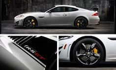 2014 #Jaguar #XKR-S #GT  Turning the XKR-S into an apex predator.