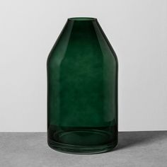 Glass Jug Vase - Green - Hearth & Hand™ with Magnolia : Target Magnolia Home Decor, Magnolia Homes, Magnolia Green, Magnolia Market, How To Install Pavers, Concrete Patio, Concrete Bags, Patio Tiles, Concrete Stairs
