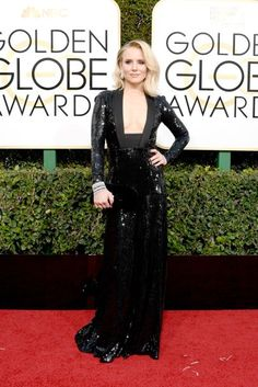 Golden Globes 2017 Dresses – Red Carpet Dresses & Outfits | British Vogue