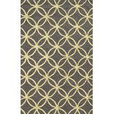 Found it at Wayfair - Falmouth Hand-Tufted Dark Grey/Yellow Area Rug