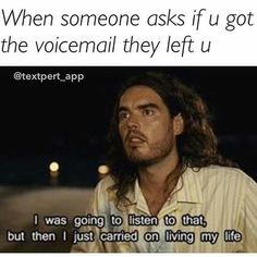 I hate getting calls from numbers I don't know. Leaving a voicemail helps, if I know what it's about then I'll call back.