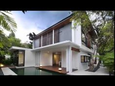 Desain Rumah Gaya Malaysia Minimalis Modern