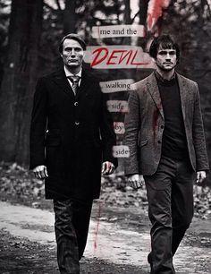 """Hannibal """"He is the devil Mr. Graham"""""""