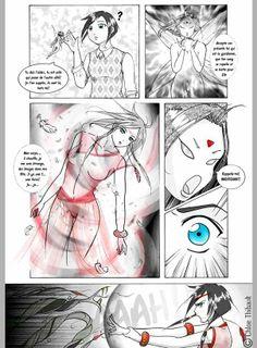 "BD manga ""Nally"", page 2."
