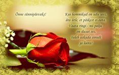 Kavita I love you I Love You, My Love, Happy Birthday, Rose, Happy Brithday, Pink, Je T'aime, Te Amo, Urari La Multi Ani
