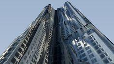 Featured Geo Model of 8 Spruce Street (Beekman Tower)
