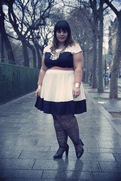 The fabulous Stephanie Zwicky www.leblogdebigbeauty.com