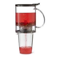 Fuchsia Pink Teavana® 16 oz Perfectea Maker