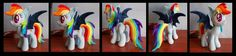 bat Rainbow Dash ! by MLPT-fan.deviantart.com on @DeviantArt