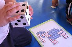 Tetris, Math Centers, Ideas Para, Preschool, Playing Cards, Diy Crafts, Video Games, Blog, Great Ideas