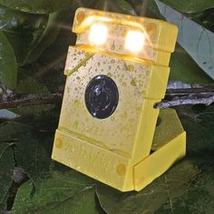 Waterproof Solar Lamp | 32 Things You'll Totally Need When You Go Camping