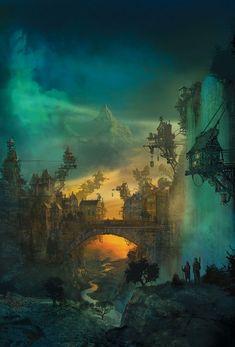 Steampunk Tendencies's photo on Google+#Sci-fi #fantasy