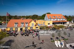Denmark, Falster, Marielyst, beach resort boardwalk, elevated... #marielyst: Denmark, Falster, Marielyst, beach resort… #marielyst