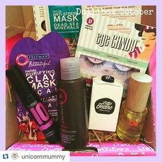 #Repost @unicornmummy with @repostapp  See my blog (link in bio) for my review of @dollibox_beauty #subscriptionbox  #bbloggers #lbloggers #lbloggersuk #bblogger #dollibox #beautyproducts #beauty #cosmetics #productreviews #blog #Repost @unicornmummy with @repostapp  #hair #tanning #nails #nailart #nailpolish #gifts #christmas #presents #mums by dollibox_beauty