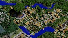 Kingdom of Galekin 1.5 (mc 1.11) Minecraft Project