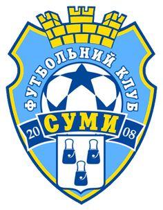 2008, PFC Sumy (Sumy, Ukraine) #PFCSumy #Sumy #Ukraine (L13230) Football Team Logos, Soccer Logo, Football Mexicano, Crests, Juventus Logo, Ua, Badges, Sports, Weapons Guns