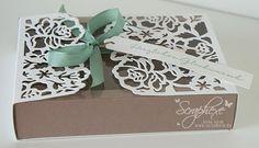 Floral greetings, Box, Tutorial, Stampin 'Up !, scraphexe.de