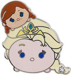 Tsum Tsum Booster Pack (Elsa & Anna ONLY)