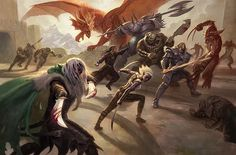 Drizzt Do'Urden - I can't wait until this part in the book:3