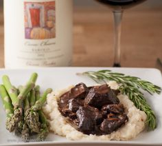 Braised meats are a Piemonte tradition, and a beautifully aged Barolo adds to it via foodwineclick.com