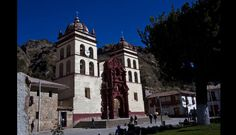FOTOS: un recorrido por las iglesias de Huancavelica