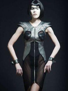 Morfium Couture Photos 2 - Futuristic Warrior Fashion pictures, photos, images