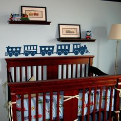 Locomotive Wall Decal Sticker Looks Great In Kid S Room Baby Nursery Child Or The Of Any Train Enthusiast This Choo Is