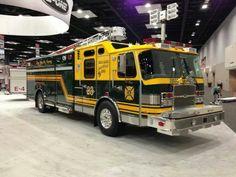 Bryn Mawr Fire Company, PA - 2014 E-ONE ERV Rescue Pumper