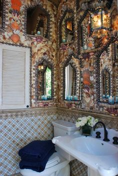 Seashell Wall Decor | Architectural Seashells