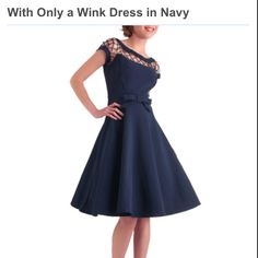 I adore this dress from Modcloth.com!!!