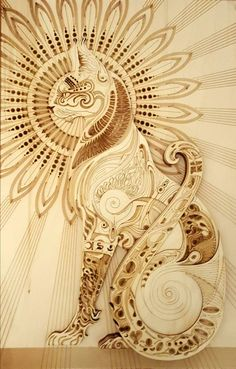 Buffer, Australia, Wall Art, Medium, Wood, Interior, Artwork, Design, Home Decor
