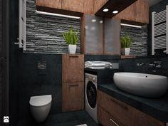 trochę przyciężkie, ale w sumie fajne Home Studio Photography, Bathroom Interior, Toilet, Sweet Home, Bathtub, House Design, Home Decor, Decorating, Houses