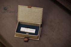 Pendrives para Fotógrafos - Kit Essence Slim Bambu 8 GB