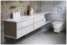 Geo Bathroom Furniture From Utopia Bathrooms.