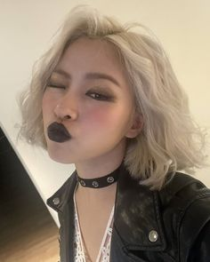 Black Lipstick, Soyeon, Love At First Sight, Korean Girl Groups, Girl Crushes, Girl Power, Kpop Girls, Red Velvet, My Girl