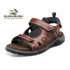 Midstream 84412 Nunn Bush Midstream Mens sandal | 30% off Nunn Bush